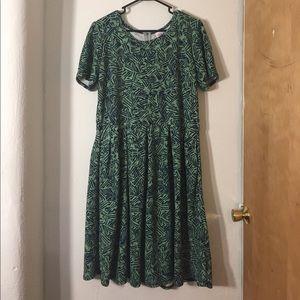 Lularoe Women's Size 3XL Dress